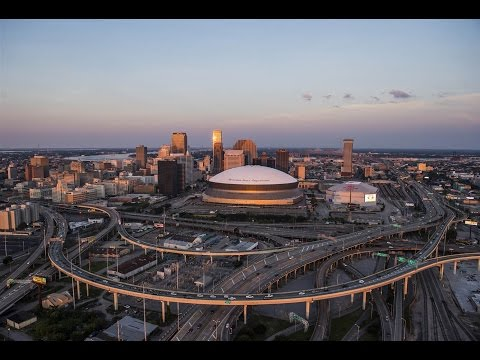 Welcome to New Orleans, what to do and where to park for a cruise