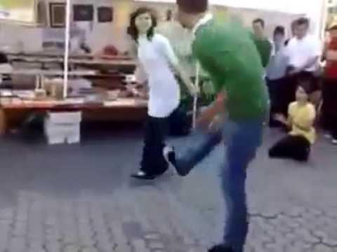 Beautiful arabic dance