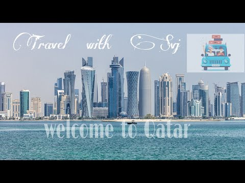 Qatar Travel video part_1. Doha city Tour