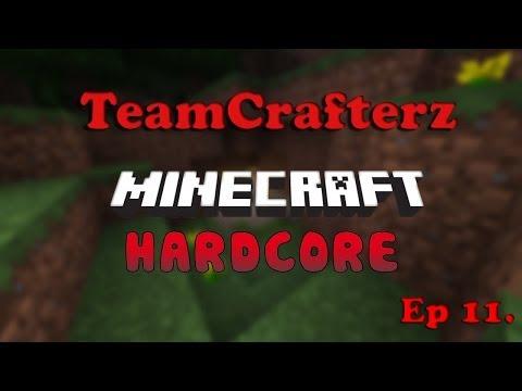 Minecraft: Hardcore Survival. Ep 11. Nether, siit me tuleme.