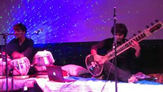 Talvin Singh & Niladri Kumar AMAZING! Exclusive never before seen video