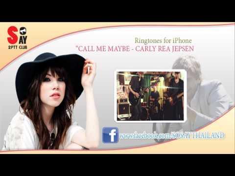 Carly Rae Jepsen - Call Me Maybe (Ringtones)