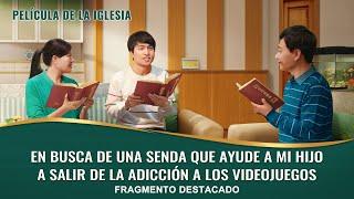 """Fragmento 1 de película evangélico """"Hijo, vuelve a casa"""": En busca de una senda que ayude a mi hijo a salir de la adicción a los videojuegos (Español Latino)"""