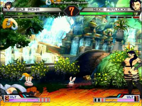 Download MUGEN hentai fight xD