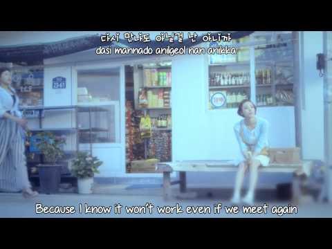 Davichi - Because I Miss You More Today MV [English subs + Romanization + Hangul] HD
