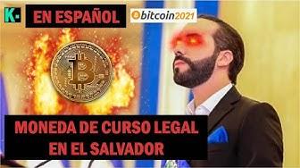 Imagen del video: Criptomonedas: El Salvador anuncia que hará legal el Bitcoin