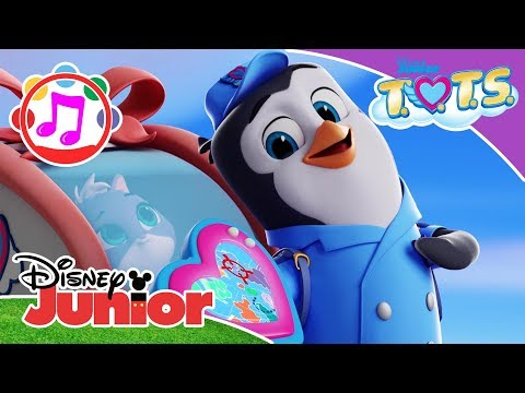 T.O.T.S. ♫ Das Baby Bringen Wir Nach Hause ♫   Disney Junior Musik