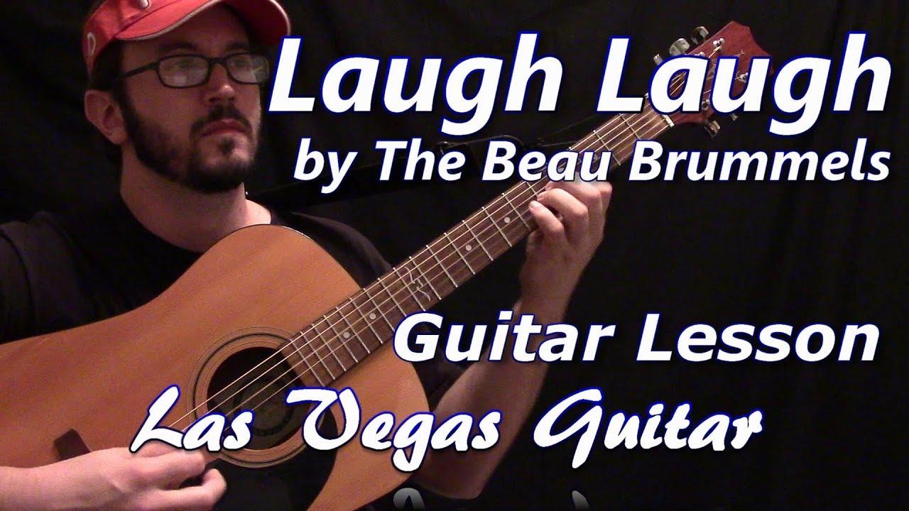 Laugh Laugh Beau Brummels Chords