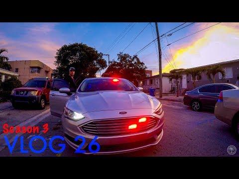 Miami Police VLOG: Brickell Plain Clothes Detail