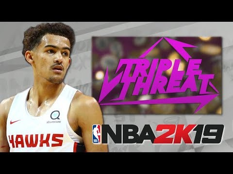 ТРОЙНАЯ УГРОЗА! NBA 2K19