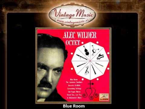 Alec Wilder -- Blue Room