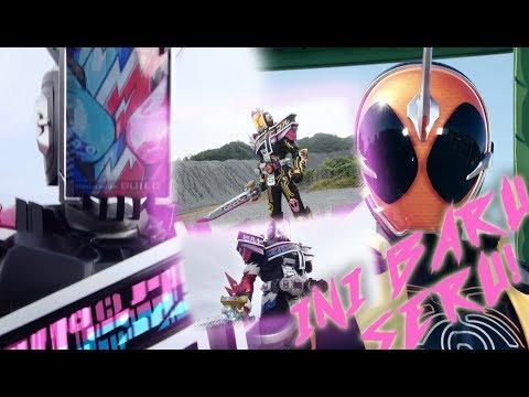 Kamen Rider Zio Decade Armor OP?! Kamen Rider Decade Jadi Ghost?!| Bahas Kamen Rider Zio Episode 14