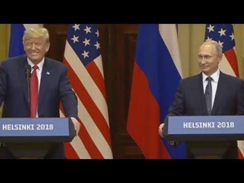 Trump & Putin - das Wichtigste in Kürze