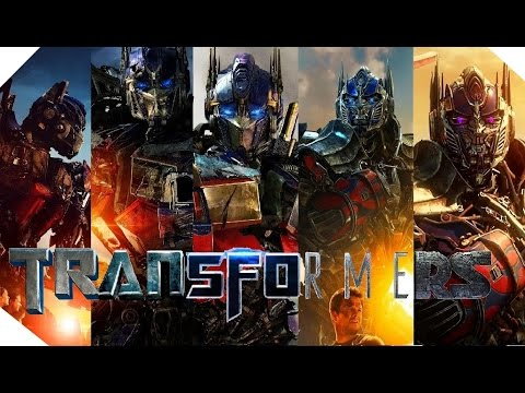 All Transformers Saga Trailers (2007 - 2017 )