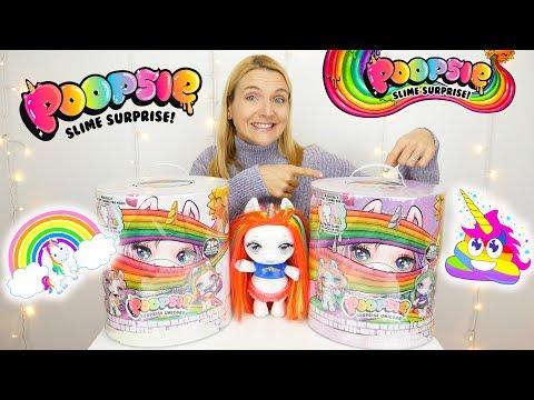 La plus Girly des Licorne Poopsie Slime Surprise ? 🦄 | Sophie Fantasy