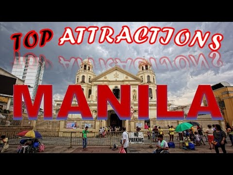 Visit Manila, Philippines: Things to do in Manila - City in