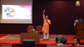 Dr B Jayaprakash Talk on Mind Empowerment