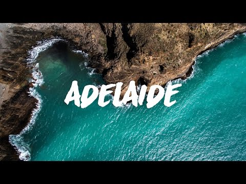REASONS TO EXPLORE ADELAIDE #jakerichedit