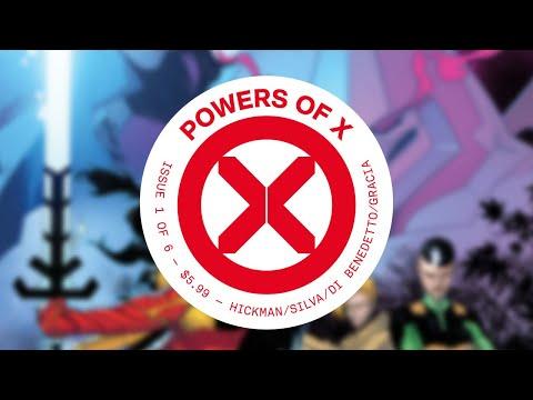 POWERS OF X #1 — Critics React | Marvel Comics