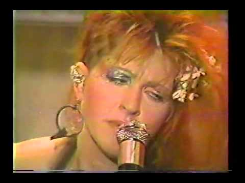 cyndi lauper when you were mine live 1984