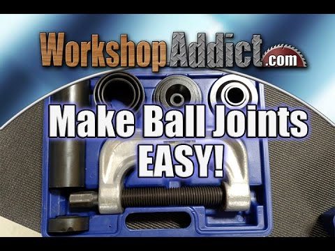 Astro Pneumatic 7868 Master Ball Joint Kit d/'Adaptateur