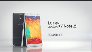 Samsung Galaxy Note 3 Official Introduction