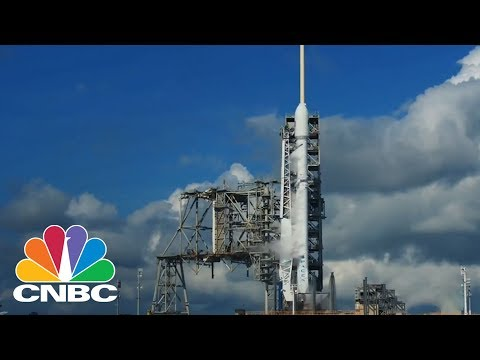 SpaceX Just Launched A Super-Secret Spy Craft Into Orbit | CNBC