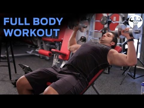 full body workout 1 for skinny guys to build muscle  youtube