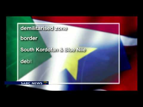 World leaders have commended Sudan and South Sudan's efforts to normalise relations.