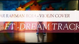 "AR Rahman ""Roja"" VIOLIN Dance  | AK  Choreography | Binesh Babu ft Dream Track"