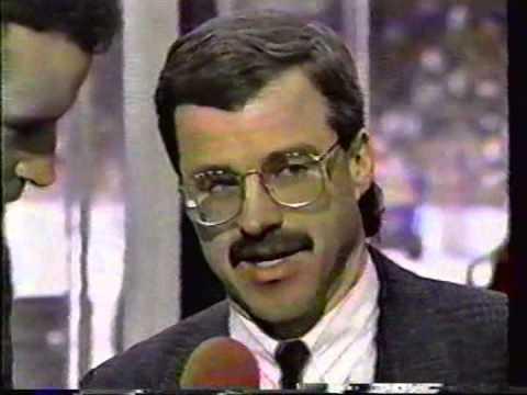 1995 MN State Hockey Championship Game International Falls vs Totino Grace