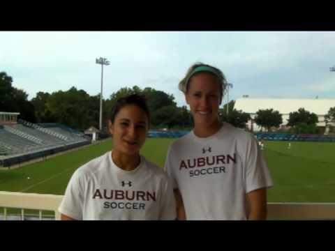 Auburn Soccer vs Mississippi