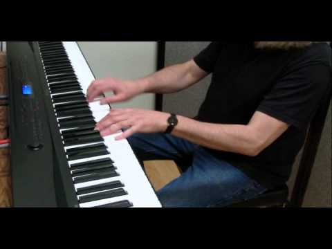 The Band The Weight Piano Cover Multicam Youtube