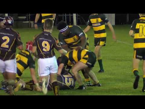 Monmouth 1st XV v St Peter's Gloucester - Friday 22nd Sept 2017