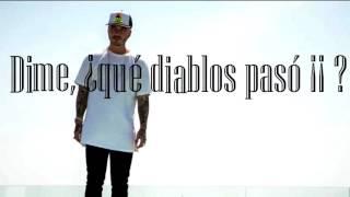 J Balvin - No  Hay Título (VIDEO LYRIC)
