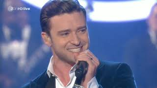 Download Justin Timberlake - Mirrors live [Wetten, dass]
