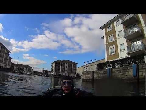 Brighton Marina Dive - Part 1 Of 2