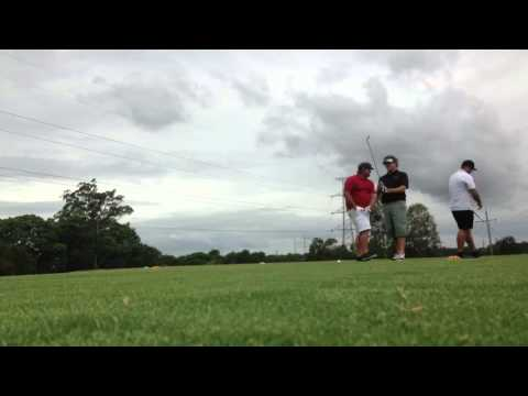 Wantima Country Club hosts The Journey for a Friday afternoon 9 hole round