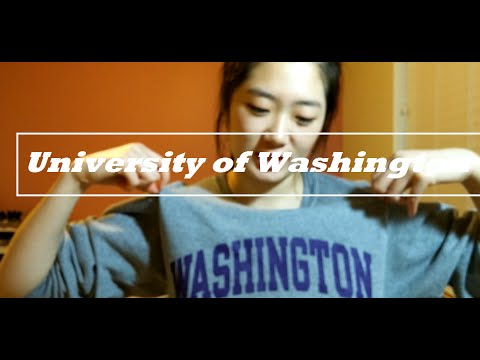 My Experience at University of Washington