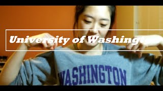 My Experience At University Of Washington