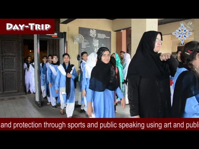 A Day Trip of Khadija Girls High School, by C4C Team