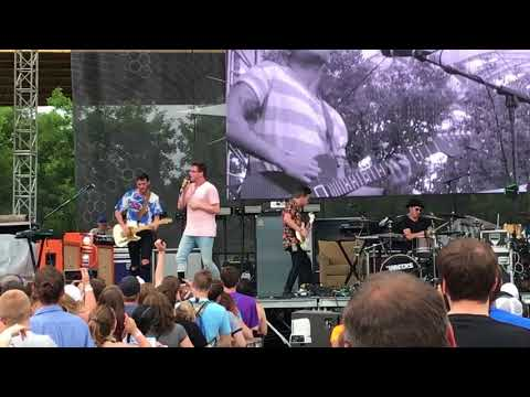 The Wrecks - Are You Gonna Be My Girl (Jet Cover) @ Bunbury Music Festival (June 1, 2018)