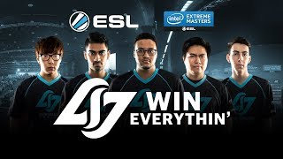 CLG : Win Everythin'