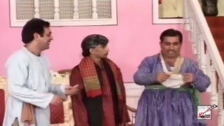 Best of Sohail Ahmed, Nasir Chinyoti & Sakhawat Naz - PAKISTANI STAGE DRAMA FULL COMEDY CLIP