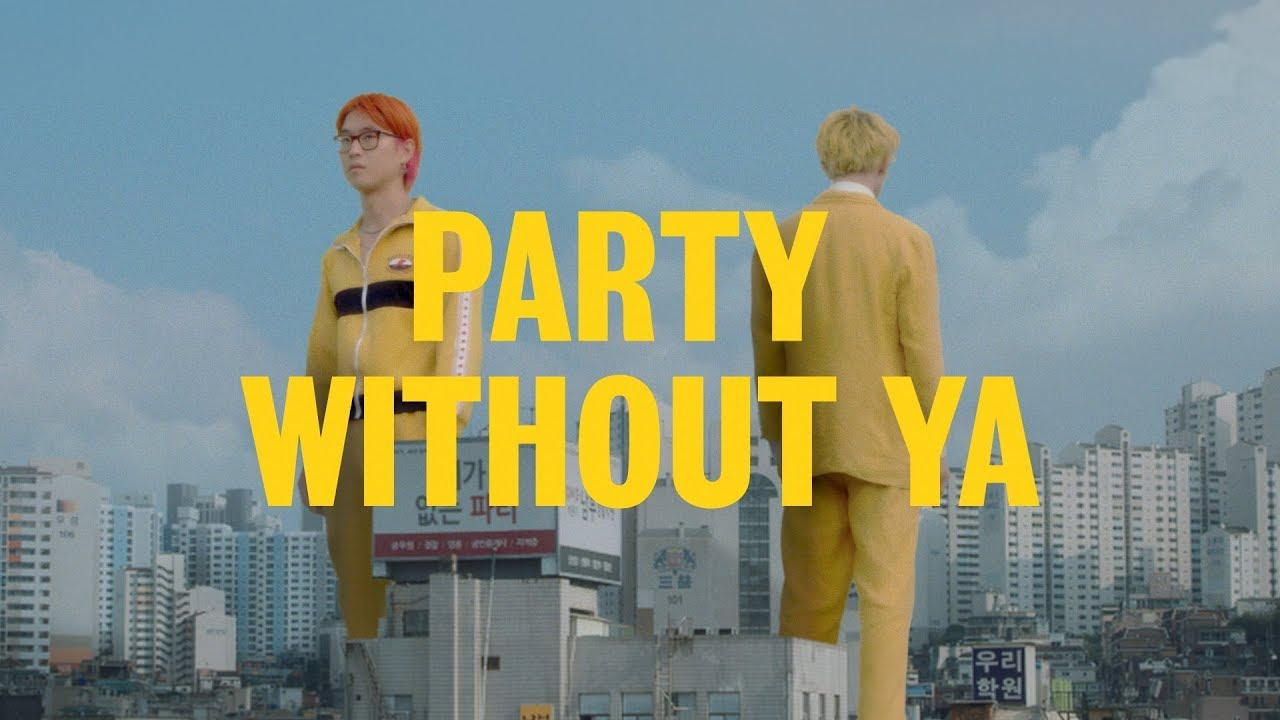 Download WOOZE - PARTY WITHOUT YA [Official M/V]
