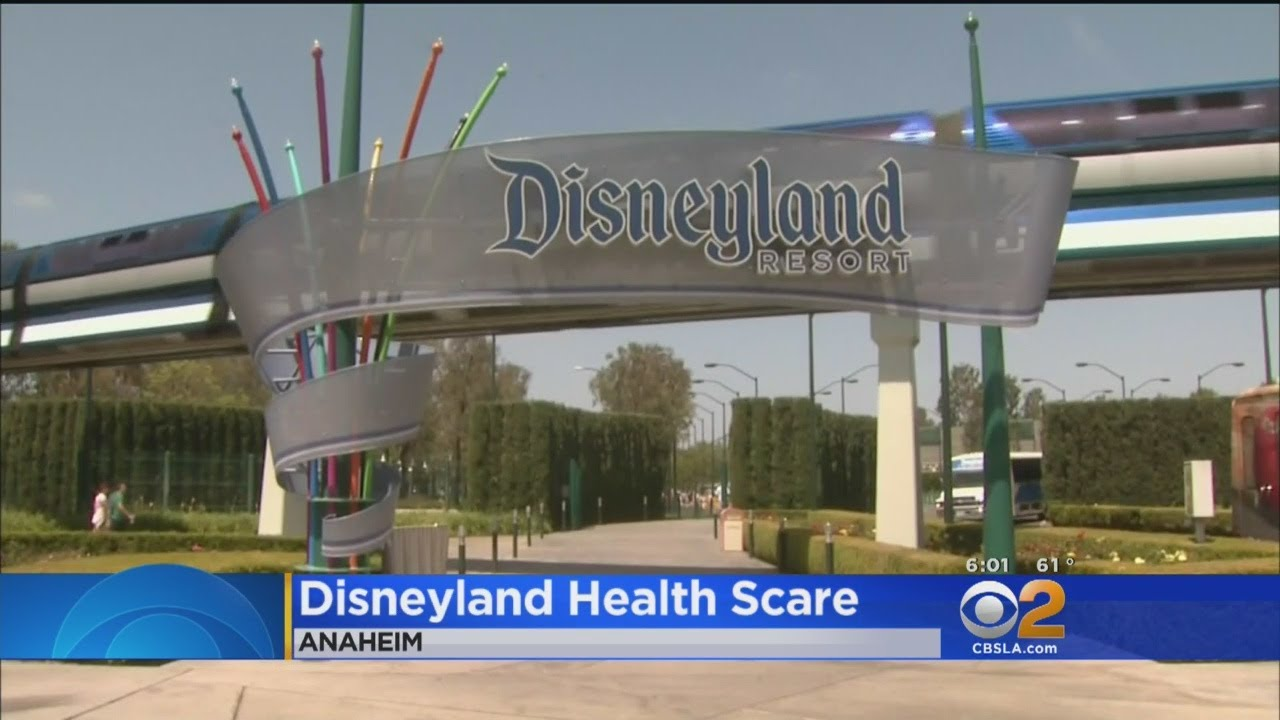 Disneyland Shuts Down Cooling Towers After Several Visitors Contract Legionnaires