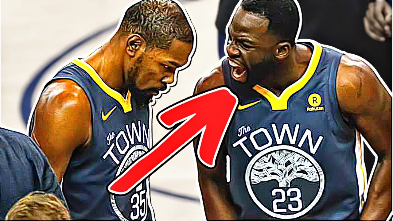 WHY IS HE SO INTENSE? The Draymond Green Story