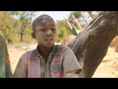 The Minor Miners - Stop child mining in Africa