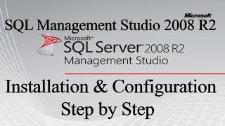 installing SQL 2008 R2 Management Studio and Profiler