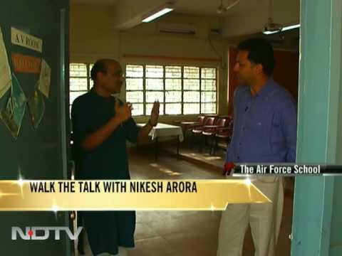 Walk The Talk With Nikesh Arora